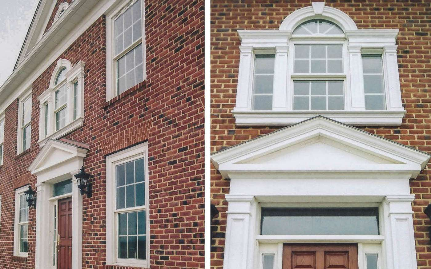 Engle Switch Residence Entrance 1 & 2
