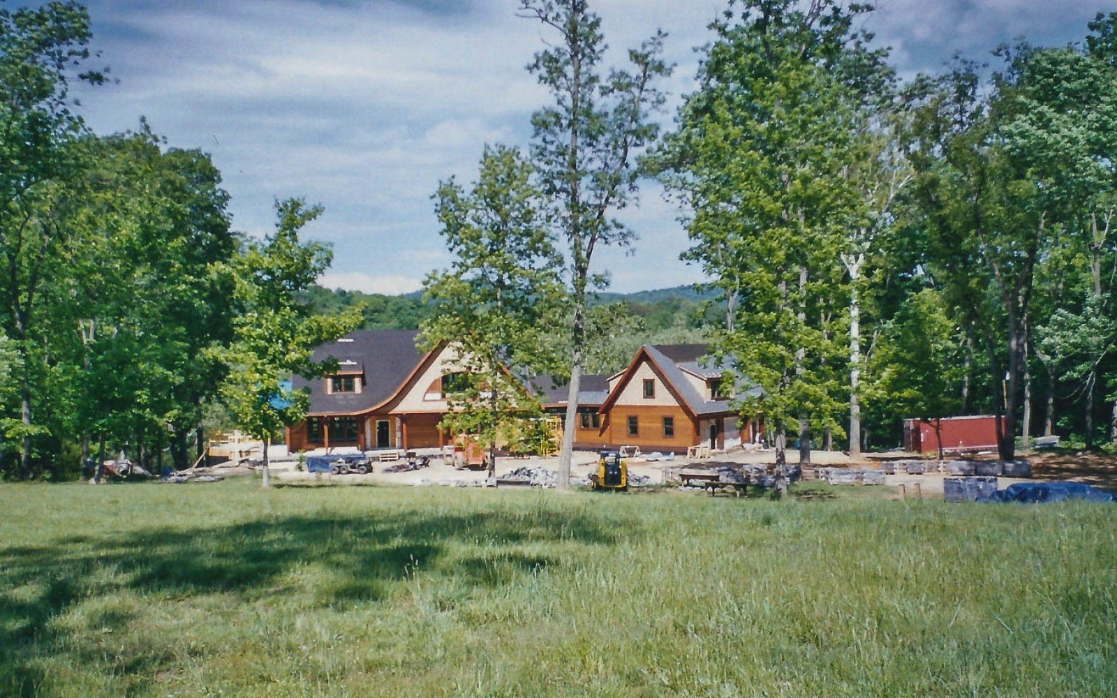 Potomac Lodge Approach