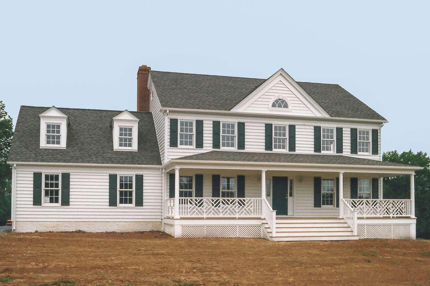 Semi-Custom Homes Elk Branch 1