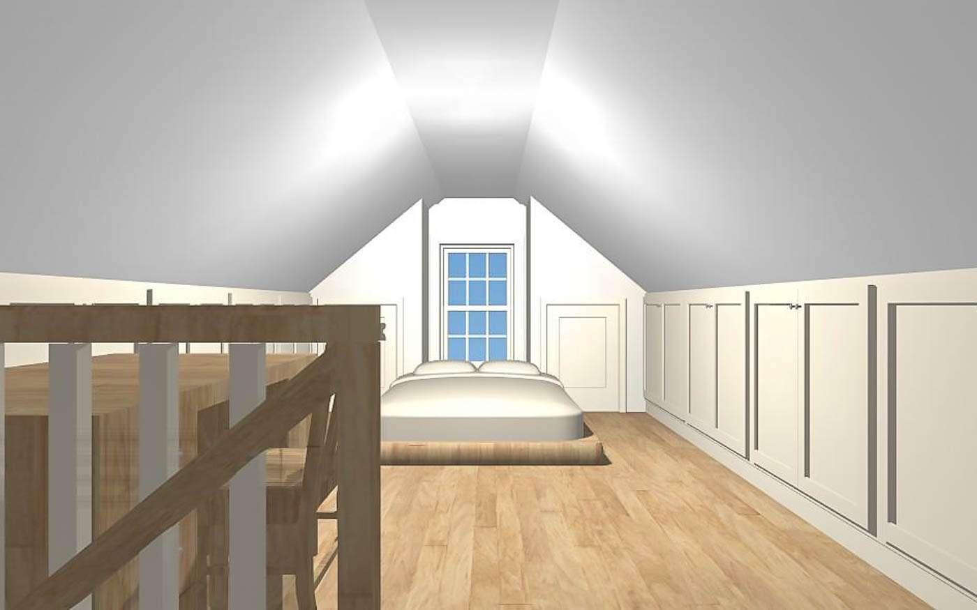 Bolivar Artist's Cottage Loft 2
