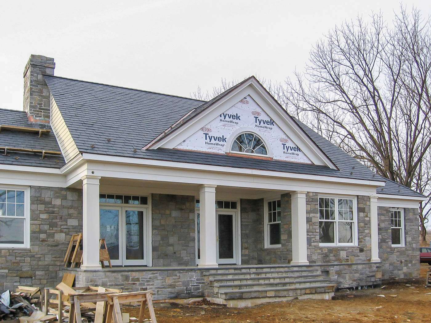 shenandoah stone cottage kern home design studio