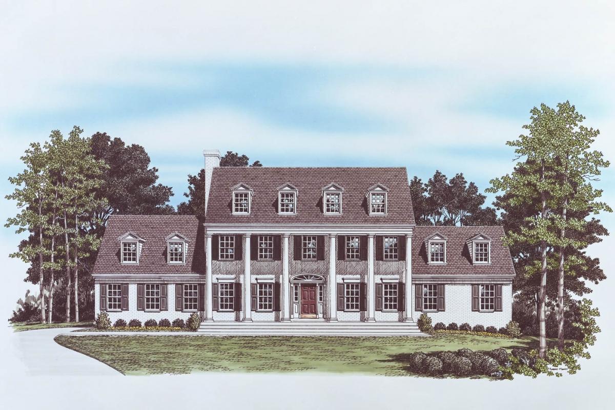 Semi-Custom Homes Lafayette 1