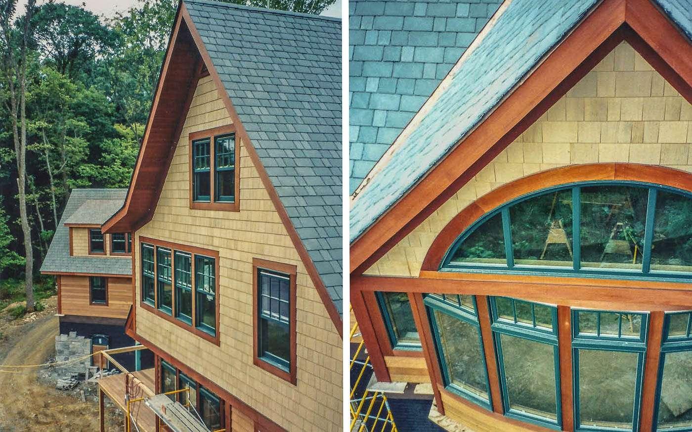 Potomac Lodge Construction 12-13