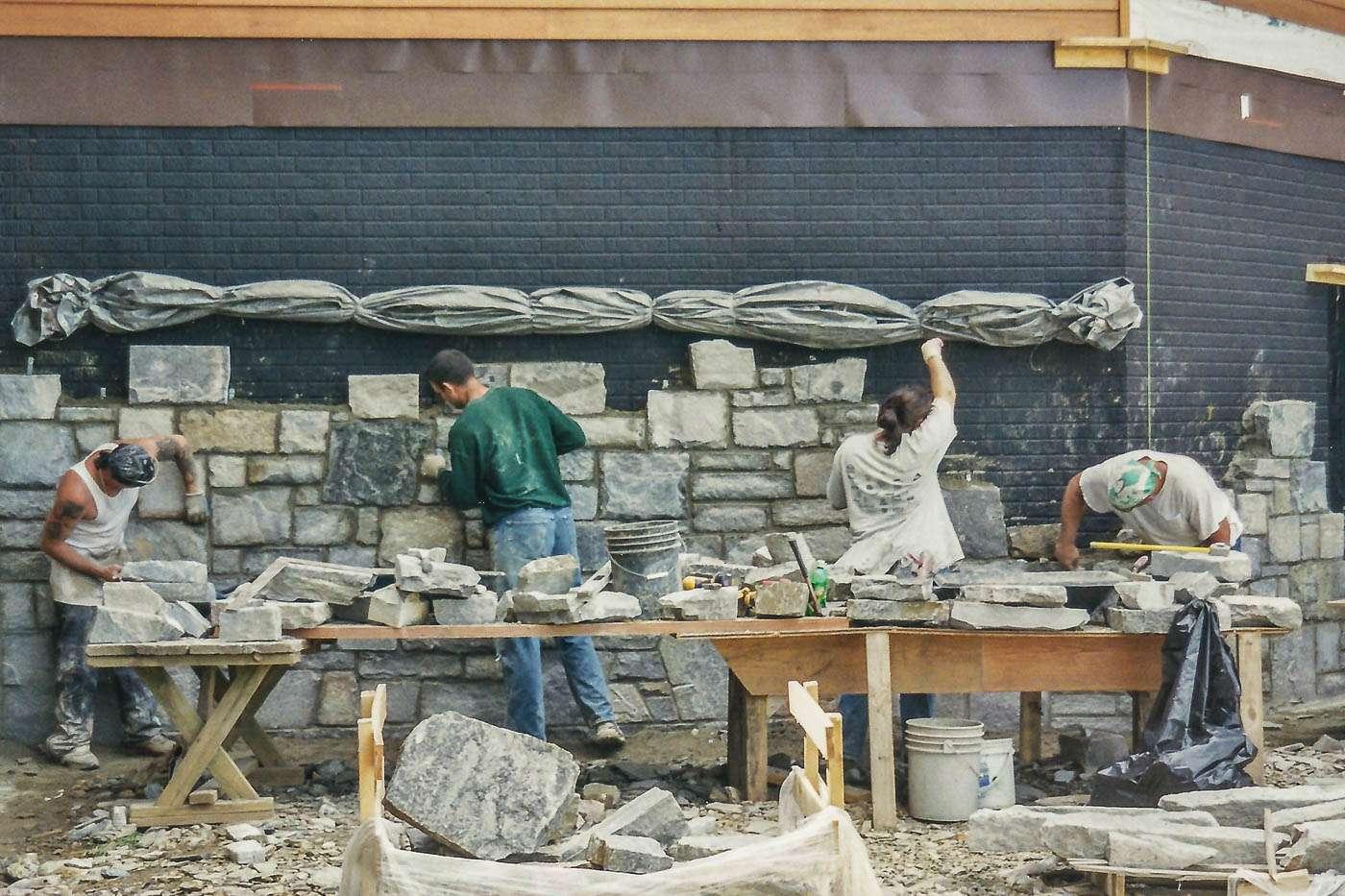 Potomac Lodge Construction 15
