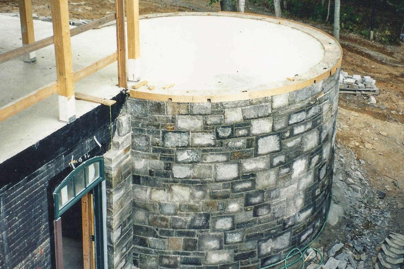 Potomac Lodge Construction 16