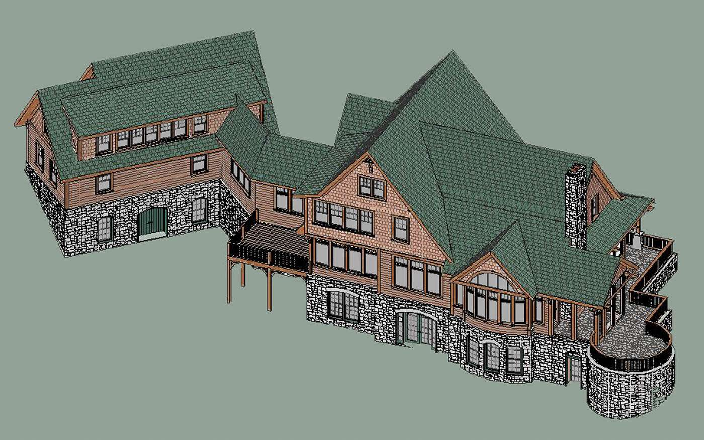 Potomac Lodge Overview 2