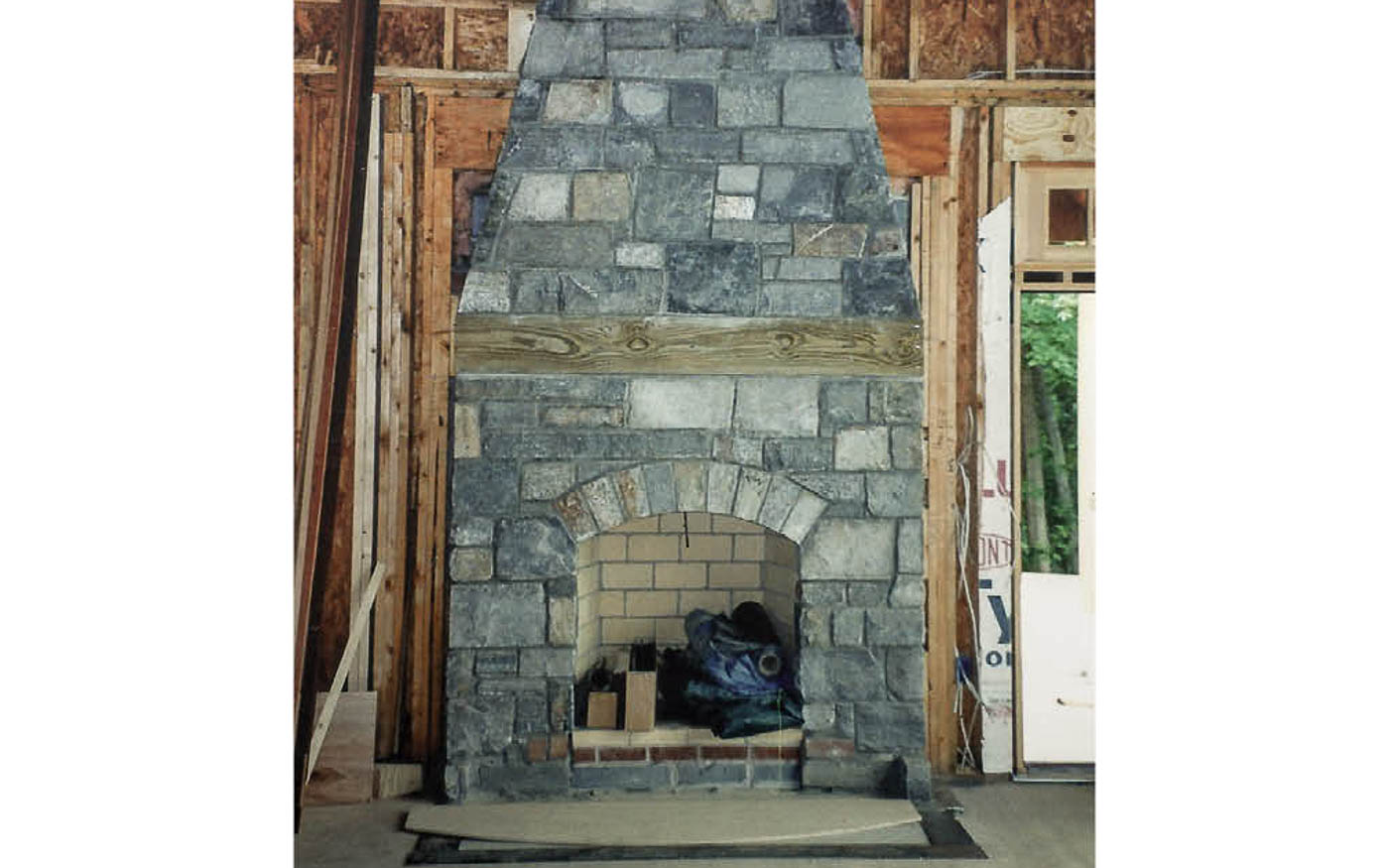 Potomac Lodge Construction 18