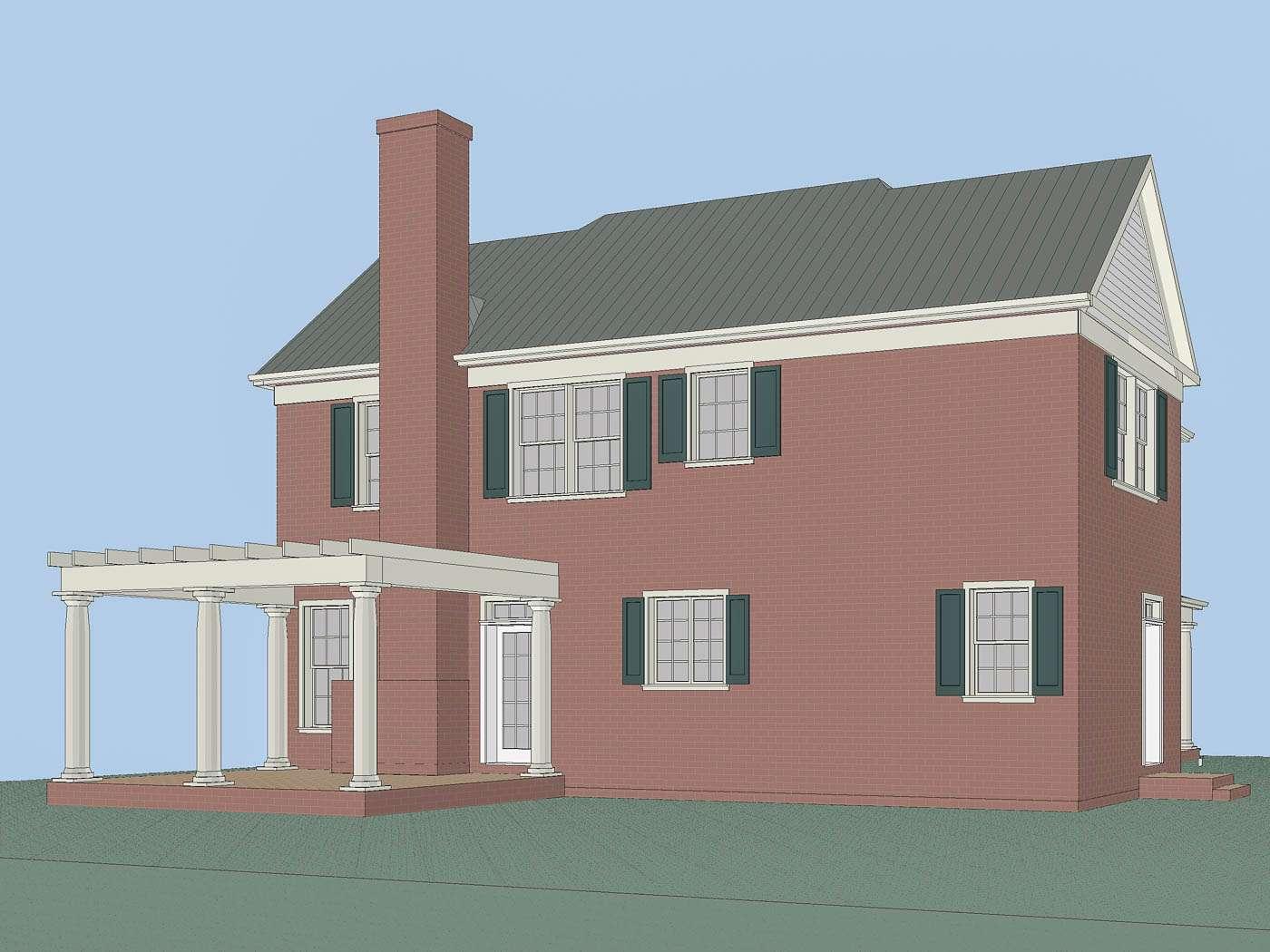 Blue Ridge Farmhouse NW
