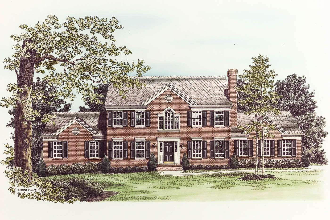 Semi-Custom Homes Woodlawn 1