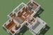 Shenandoah Stone Cottage Plan