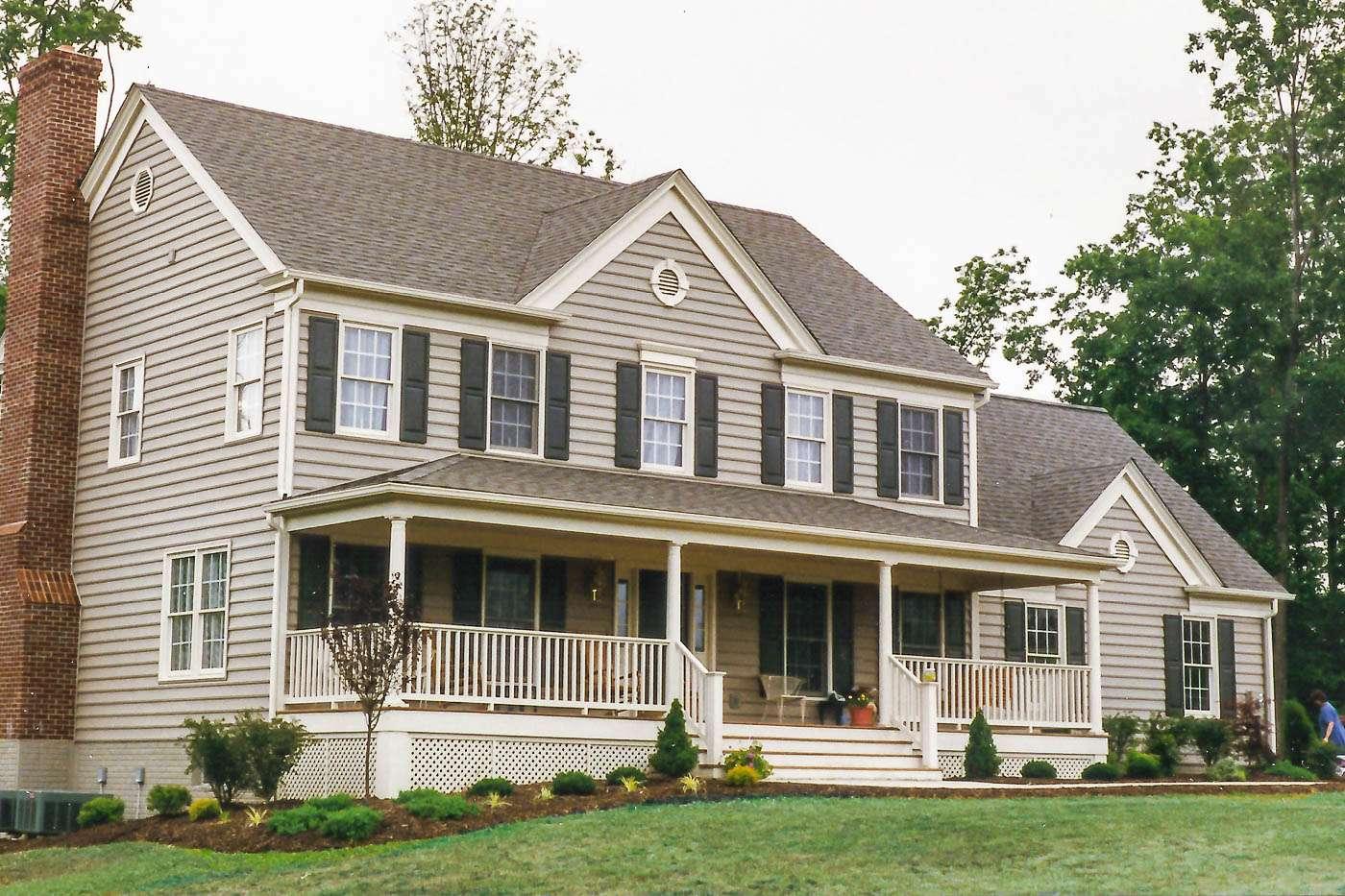 Semi-Custom Homes Fairfield 2