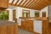 Shenandoah Stone Cottage Kitchen to Fireplace 2