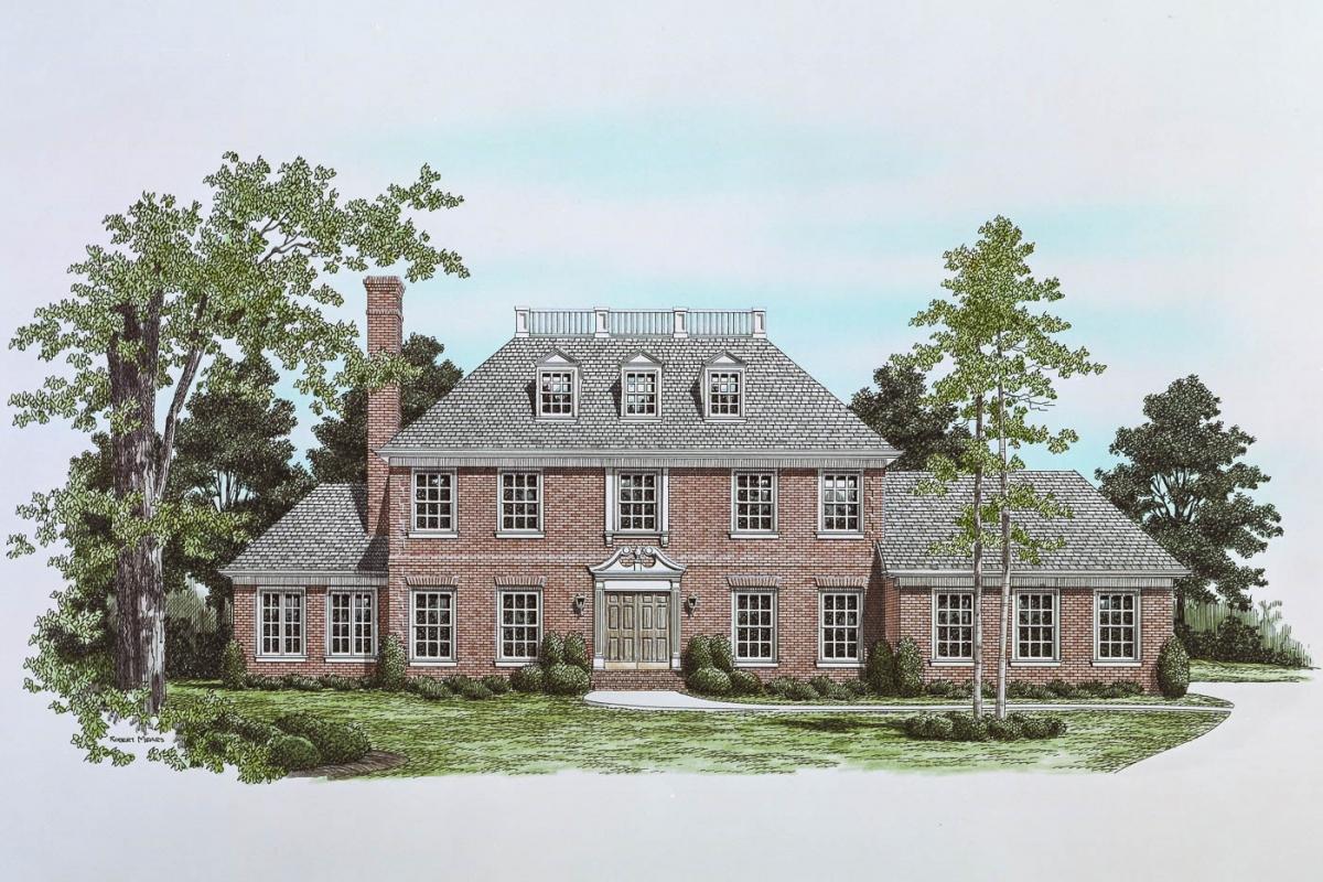 Semi-Custom Homes Chesapeake