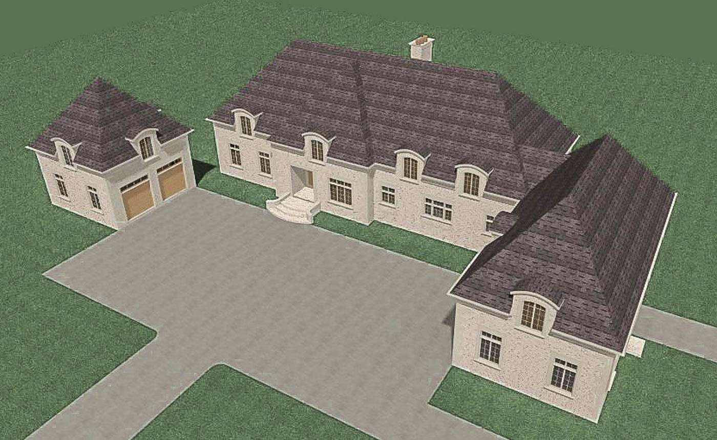 Green Hill Manor Version 1 Overview 1