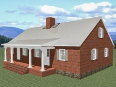 Virginia Guest Cottage